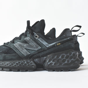 finest selection 827d7 44a73 New Balance 574 Sport - Vintage Black – Kith