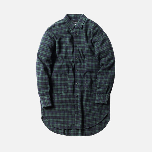 Mastermind World Button-Up - Green