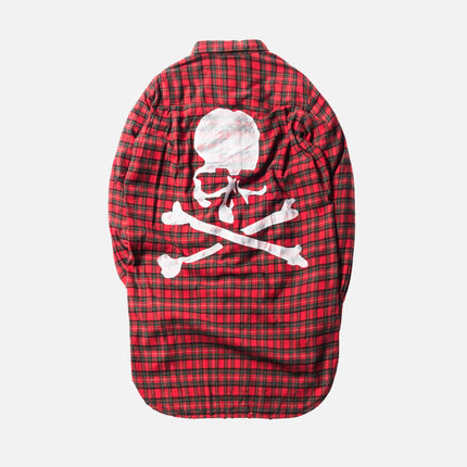 Mastermind World Button-Up - Red