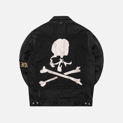 Mastermind World Denim Jacket - Black