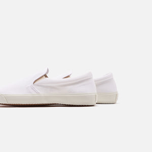 Margiela Vandal Tabi Slip On - White
