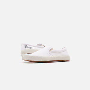 Maison Margiela Vandal Tabi Slip On - White