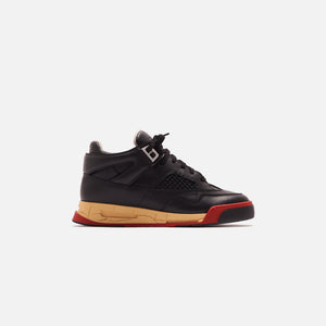 Maison Margiela DDSTCK Basket Low - Black / Red
