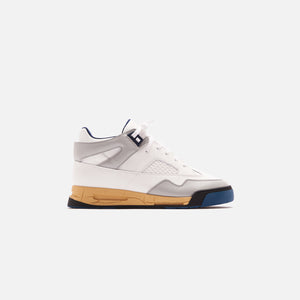 Maison Margiela DDSTCK Basket Low - White / Grey
