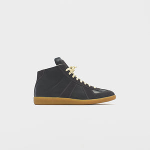 Maison Margiela Replica High Top - Black