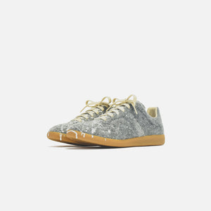 Margiela Replica Painter Low - Grey Melange