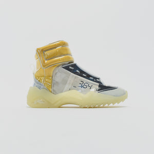 Margiela New Future High Top - Transparent