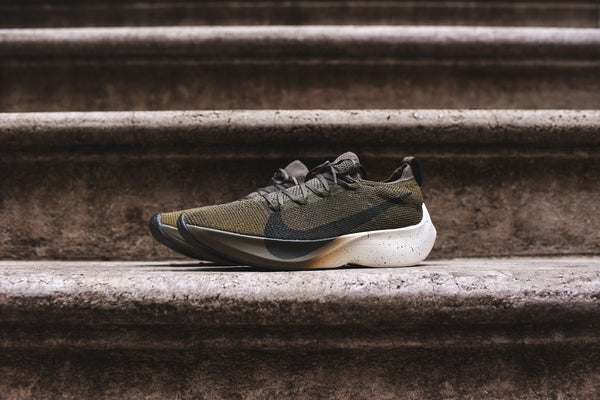 Nike Air Vapor Street Flyknit - Olive / Sequoia / Dark Stucco