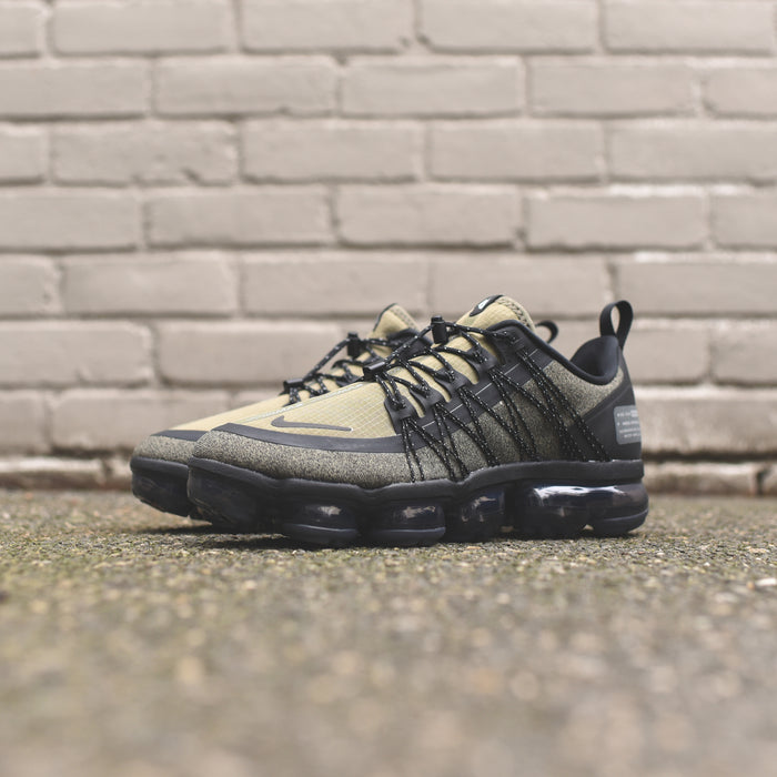 Nike Air VaporMax Run Utility - Olive / Black
