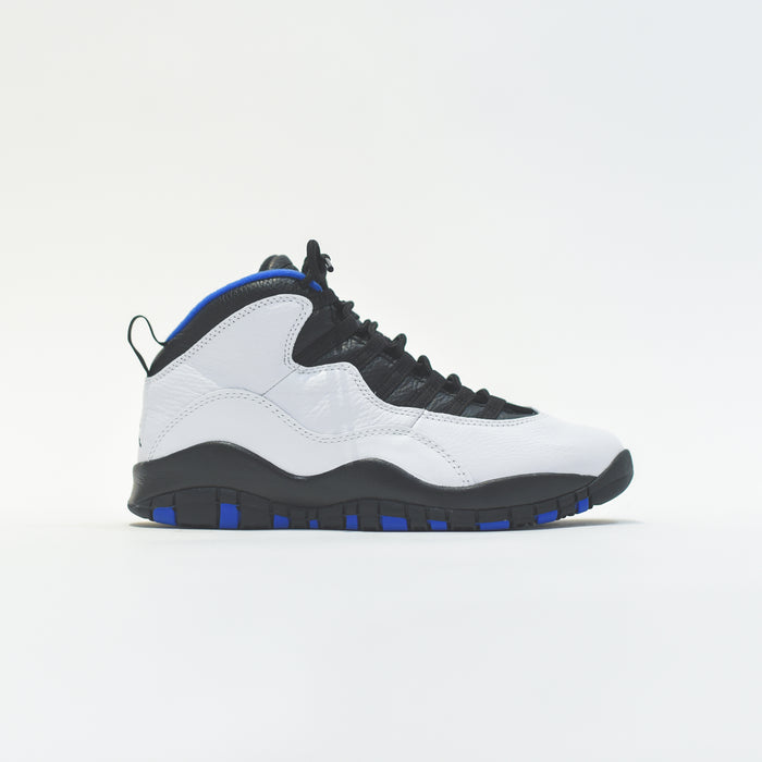 Nike Air Jordan 10 Retro - White / Black / Royal Blue