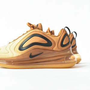 new arrival 68983 2756f Nike Air Max 720 - Wheat   Black   Club Gold