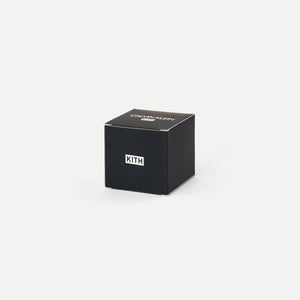Kith Women for Calvin Klein Mesh Thong - Black