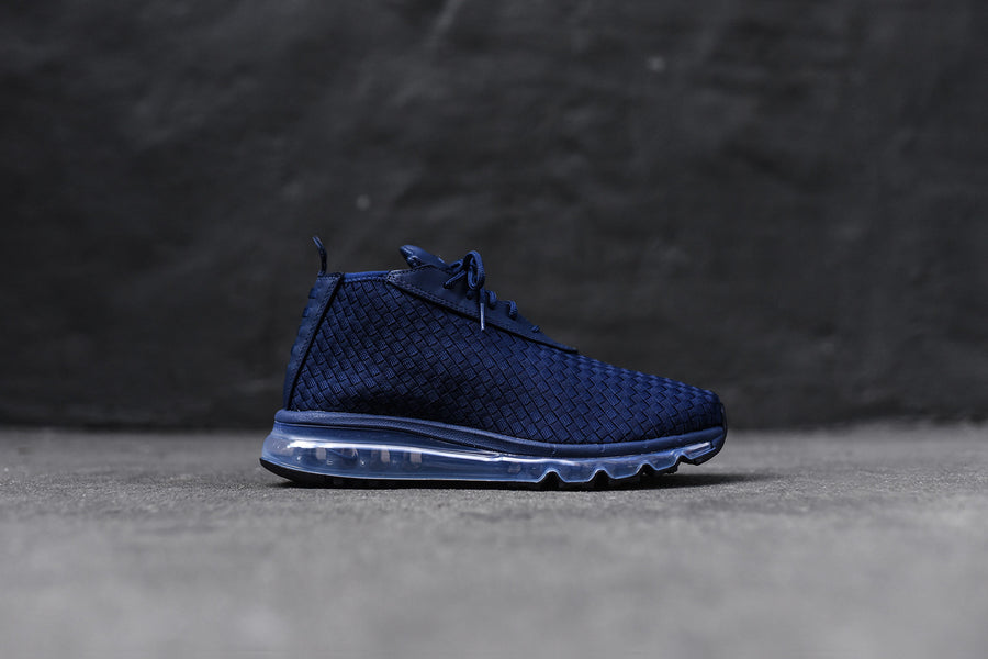 Nike Air Max Woven Boot - Midnight Navy