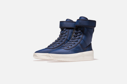 Kith x Fear of God Military Sneaker - New York Blue