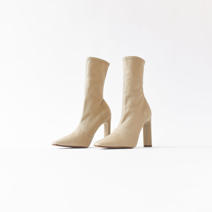 Yeezy Stretch Ankle Boot 110MM - Military Light