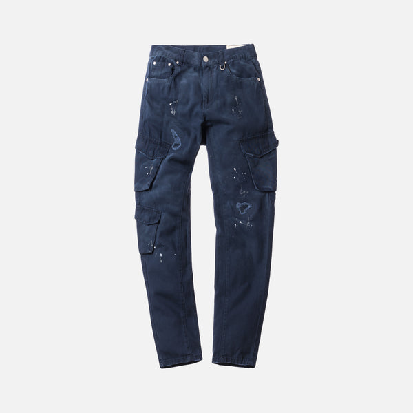 Kith Columbus Cargo Pants - Navy