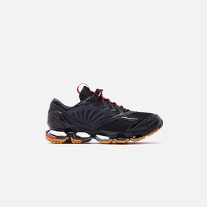 Mizuno x Futur Wave Prophecy - Black / High Risk Red