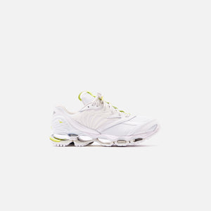Mizuno x Futur Wave Prophecy - White / Safety Yellow