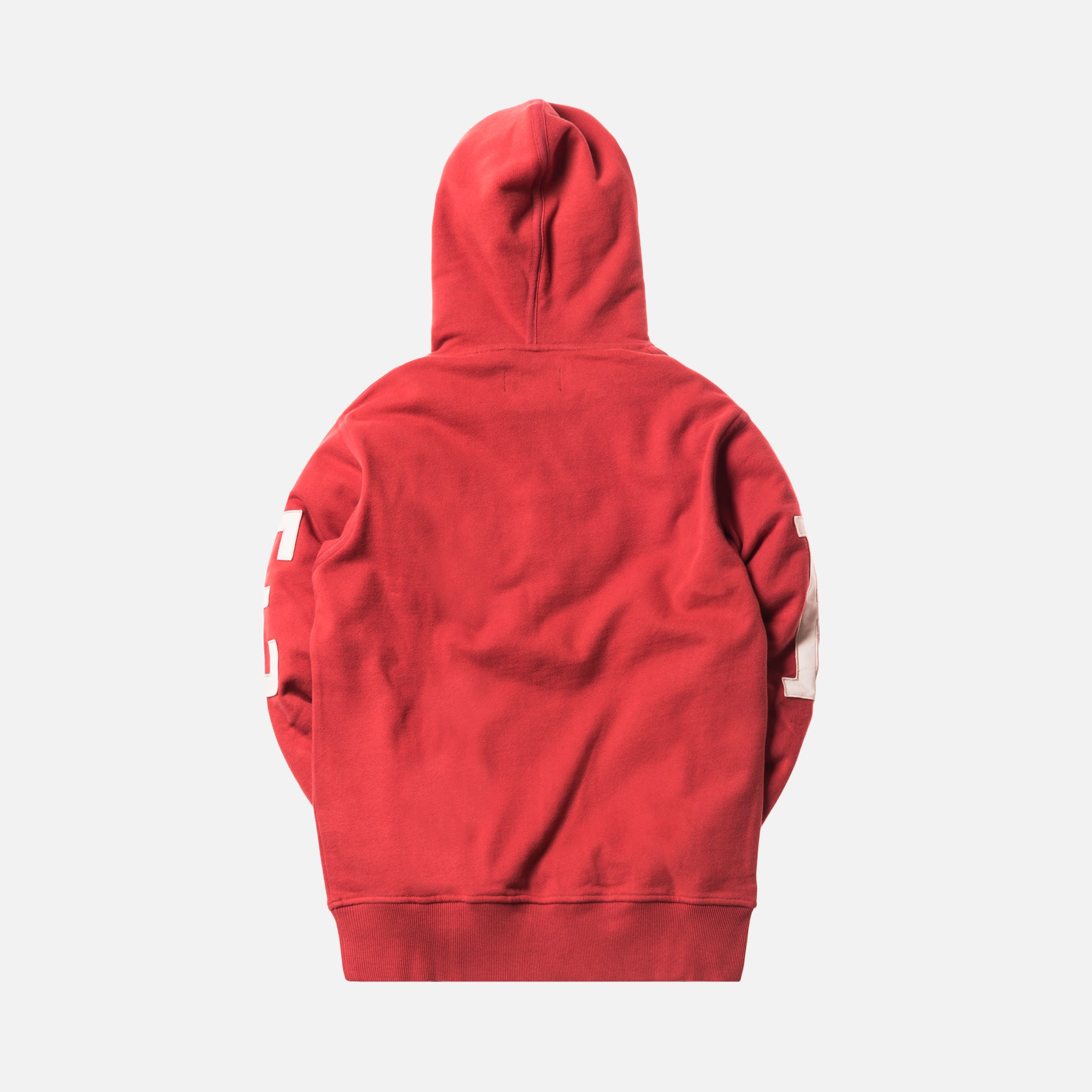 Kith US Fake Friends Hoodie - Red