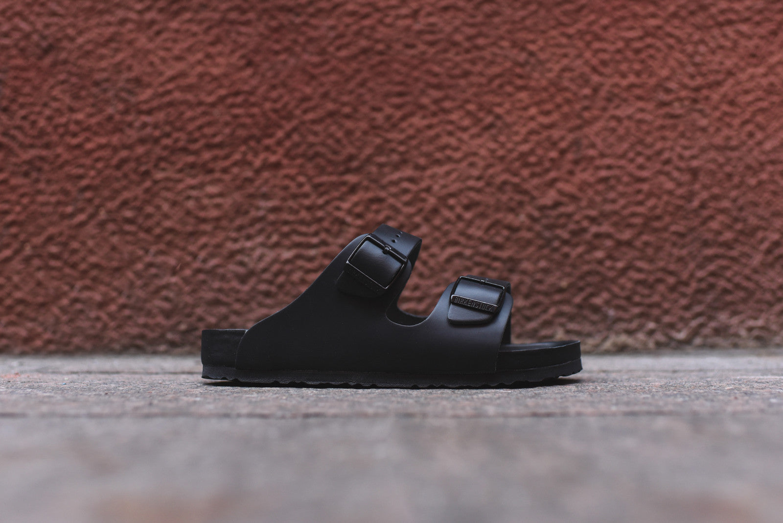 Birkenstock Monterey Exquisite Premium - Black Leather