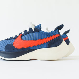 Nike NRG Moon Racer - Mountain Blue / Team Orange / Midnight