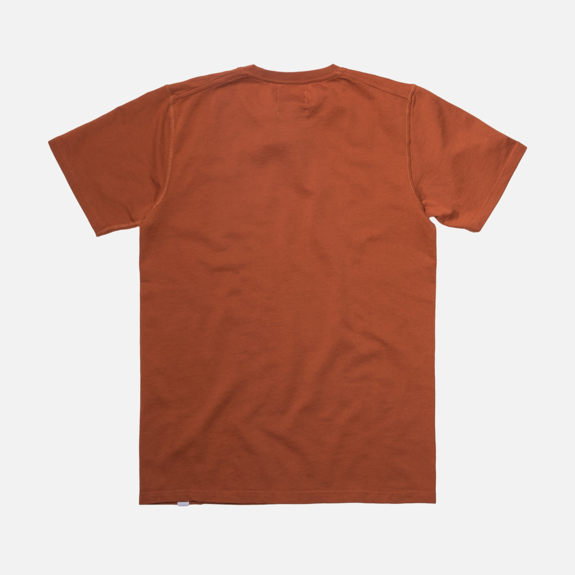 Norse Projects Dry Cotton Tee - Pure Umber