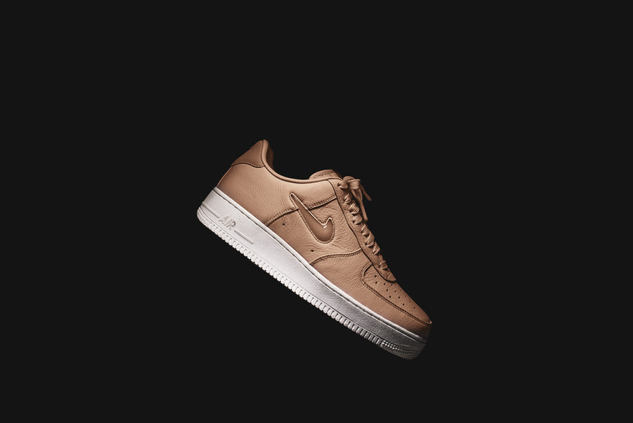 NikeLab Air Force 1 Retro PRM - Mushroom