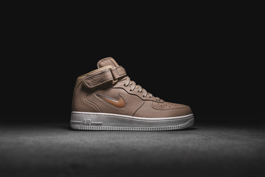NikeLab Air Force 1 Mid Retro PRM - Mushroom