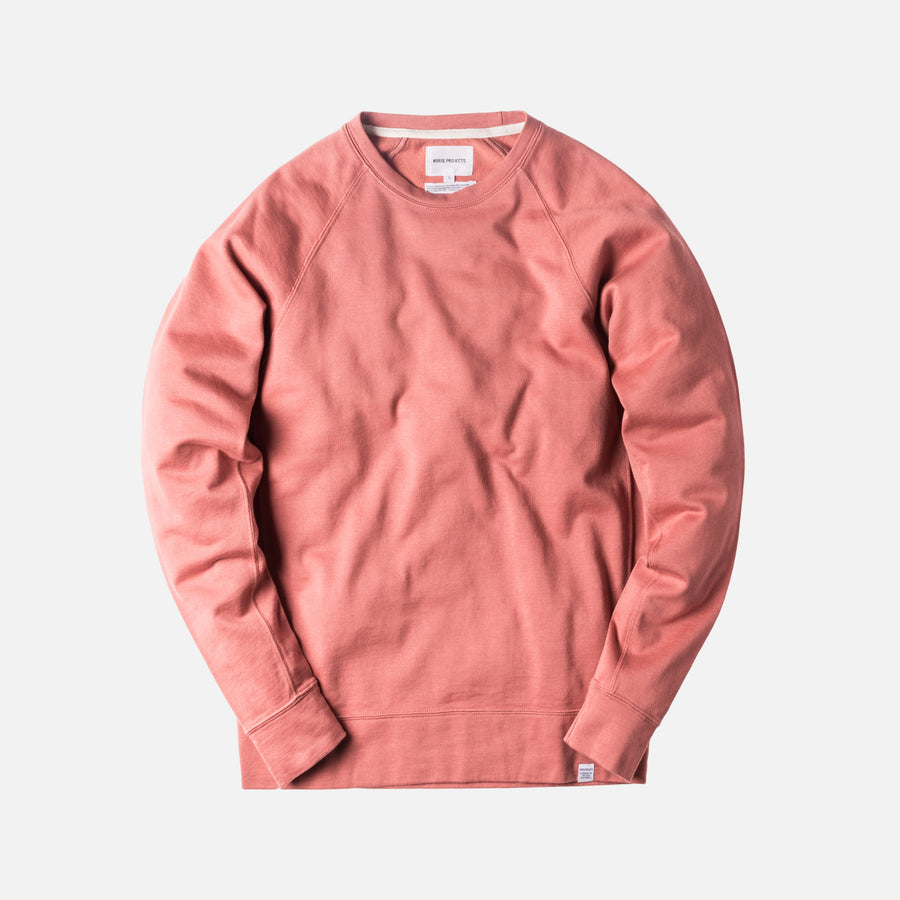 Norse Projects Vorm Mercerised Fusion - Pink