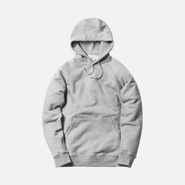Norse Projects Ketel Summer Classic Hoodie - Light Grey / Melange