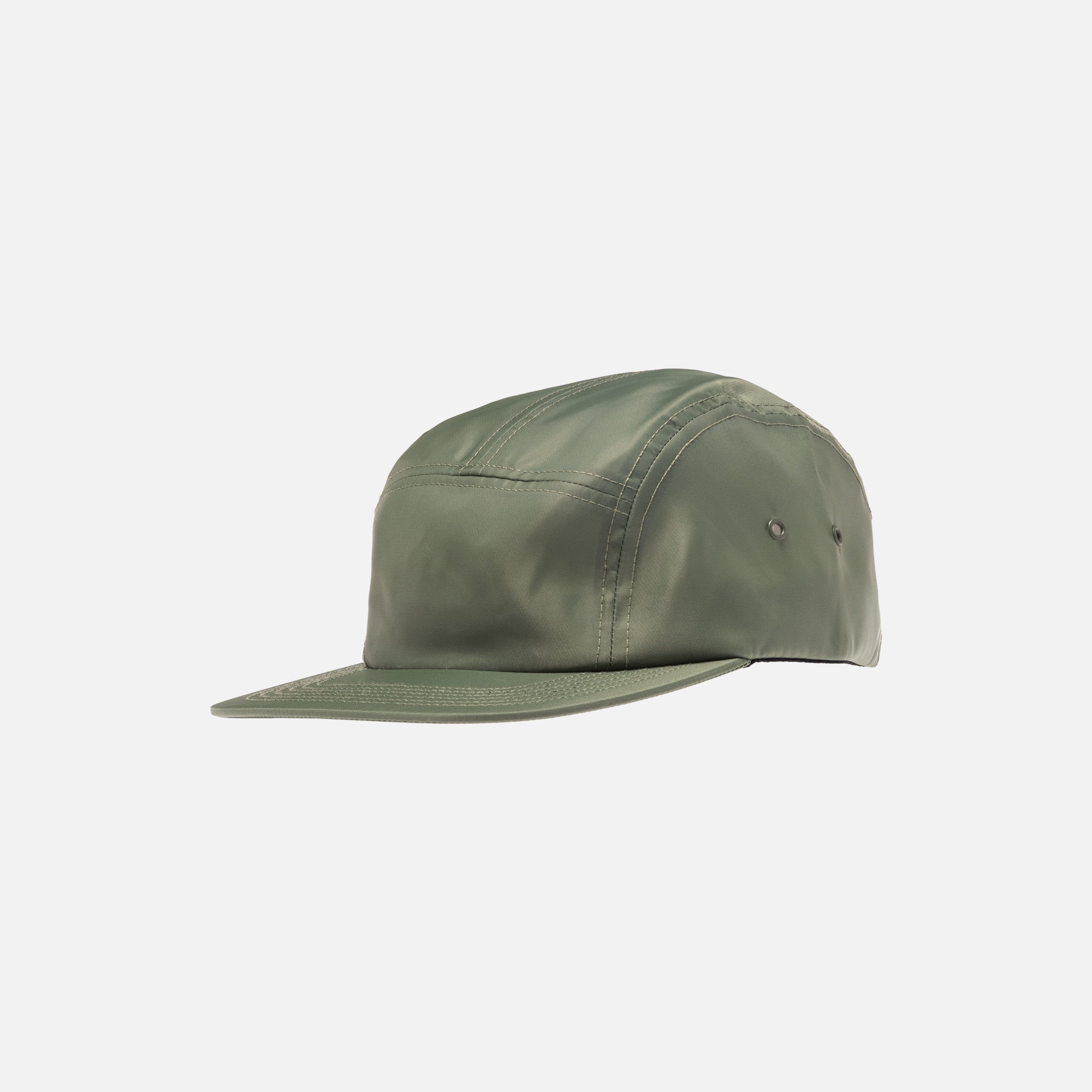 Norse Projects Nylon Cap -  Dried Olive