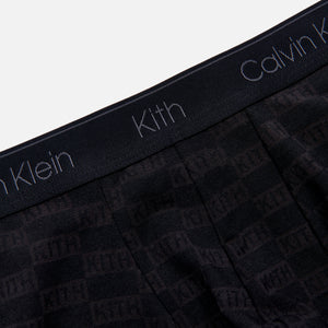 Kith for Calvin Klein Classic Boxer Brief - Black Image 3