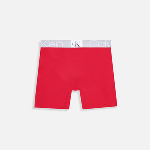 Kith for Calvin Klein Seasonal Boxer Brief - Crimson Image 2