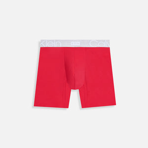 Kith for Calvin Klein Seasonal Boxer Brief - Crimson Image 1