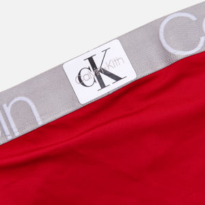 Kith for Calvin Klein Seasonal Boxer Brief - Crimson Image 4
