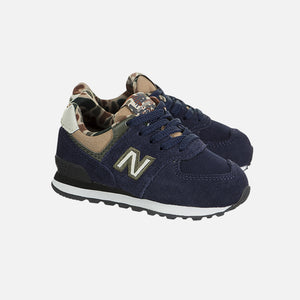 New Balance IC574HN - Navy / White