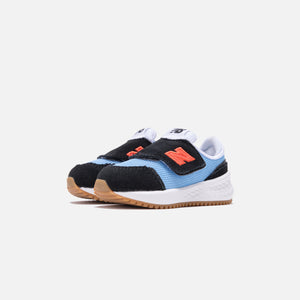 New Balance Toddler X70 - Black / Team Carolina
