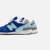 New Balance 1300 - Navy / Teal Thumbnail 4