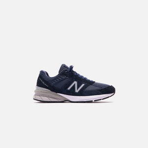 New Balance MADE IN USA 990 V5 - Navy / Silver