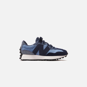 New Balance 327 -  Indigo / White / Black