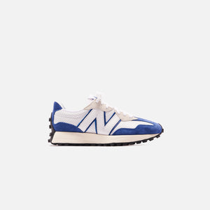 New Balance 327 - White / Atlantic