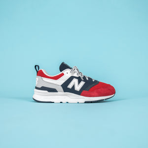 New Balance Pre-School 997H  Pigment - Team Red