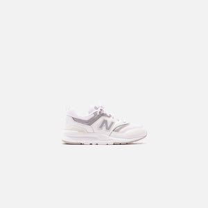 New Balance PS 997H - Munsell White / Silver