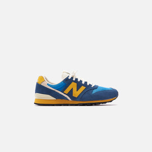 New Balance WMNS 996 - Blue / Yellow