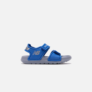 New Balance Pre-School SPSD Synthetic - Royal Blue / Grey