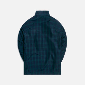 Needles Jog Jacket Cupra Plaid Cloth - Navy