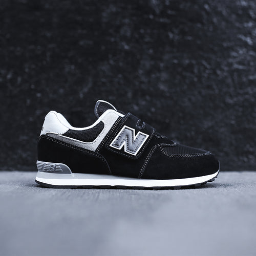 New Balance Kids YV574GK - Black / Grey