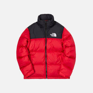The North Face 1996 Retro Nuptse Jacket - Red Image 1