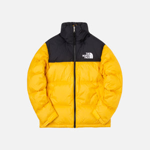 The North Face 1996 Retro Nuptse Jacket - Yellow Image 1