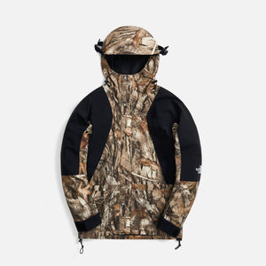 The North Face 1994 Retro Mountain Light Futurelight Jacket - Kelp Tan Forest Floor Print